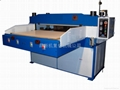Four--column double--side hydraulic automatic feeding machine