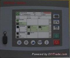 BARCO textile computer