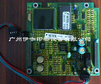 SETEX515DE染色电脑(SECOM515DE)和配件 2