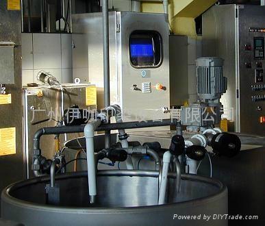 粉体液体化学助剂全自动称量(计量)化料输送系统 5