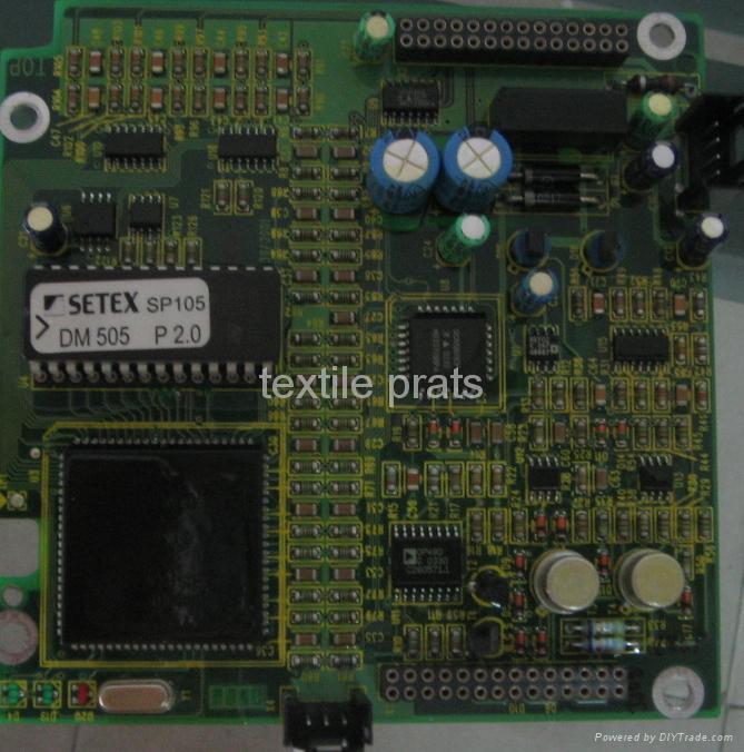 SETEX纺织印染电脑配件 2