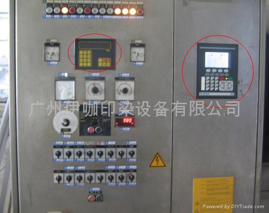 THIES染色机电脑系统维修、升级、更新、更换等技术服务 1