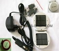 Mobile phones Solar Charger 2600MAH 3