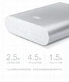 Original Xiaomi Power Bank 10400mAh For Xiaomi M2 M3 Red Rice Smartphone 4