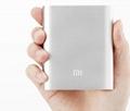 Original Xiaomi Power Bank 10400mAh For Xiaomi M2 M3 Red Rice Smartphone 5