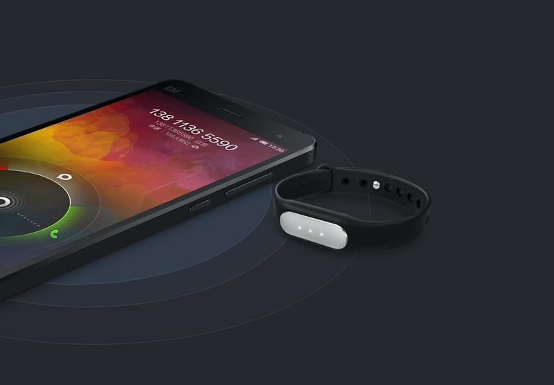 Original Xiaomi Mi Band Miband Smart Wristband Wrist Band