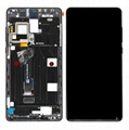 LCD Display + Touch Screen Digitizer Assembly with Frame for Xiaomi Mi MIX 2