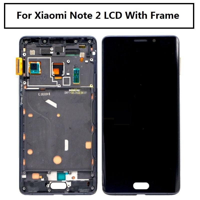 LCD Display + Touch Screen Digitizer Assembly for Xiaomi Mi Note 2 8
