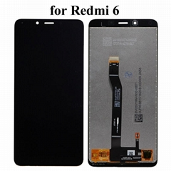LCD Display + Touch Screen Digitizer Assembly for Redmi 6
