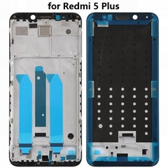 Front Housing LCD Frame Bezel Plate for Redmi 5 Plus