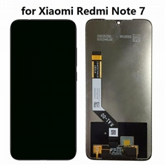 LCD Display + Touch Screen Digitizer Assembly for Redmi Note 7