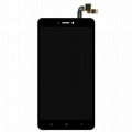 LCD Display + Touch Screen Digitizer Assembly for Xiaomi Redmi Note 4X