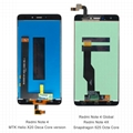 LCD Display + Touch Screen Digitizer Assembly for Xiaomi Redmi Note 4