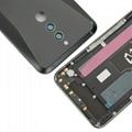 Original Battery Back Cover with Camera Lens for Xiaomi Black Shark Helo