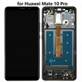 LCD Display + Touch Screen Digitizer Assembly with Frame for Huawei Mate 10 Pro