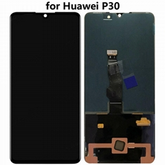 AMOLED Display + Touch Screen Digitizer Assembly for Huawei P30