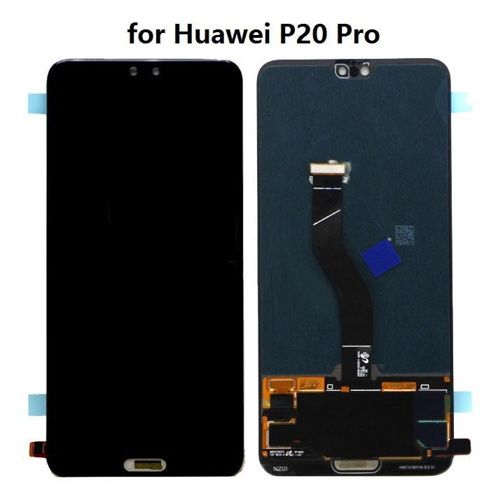 LCD Display + Touch Screen Digitizer Assembly for Huawei P20 Pro