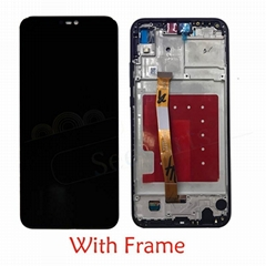 LCD Display + Touch Screen Digitizer Assembly for Huawei P20 Lite