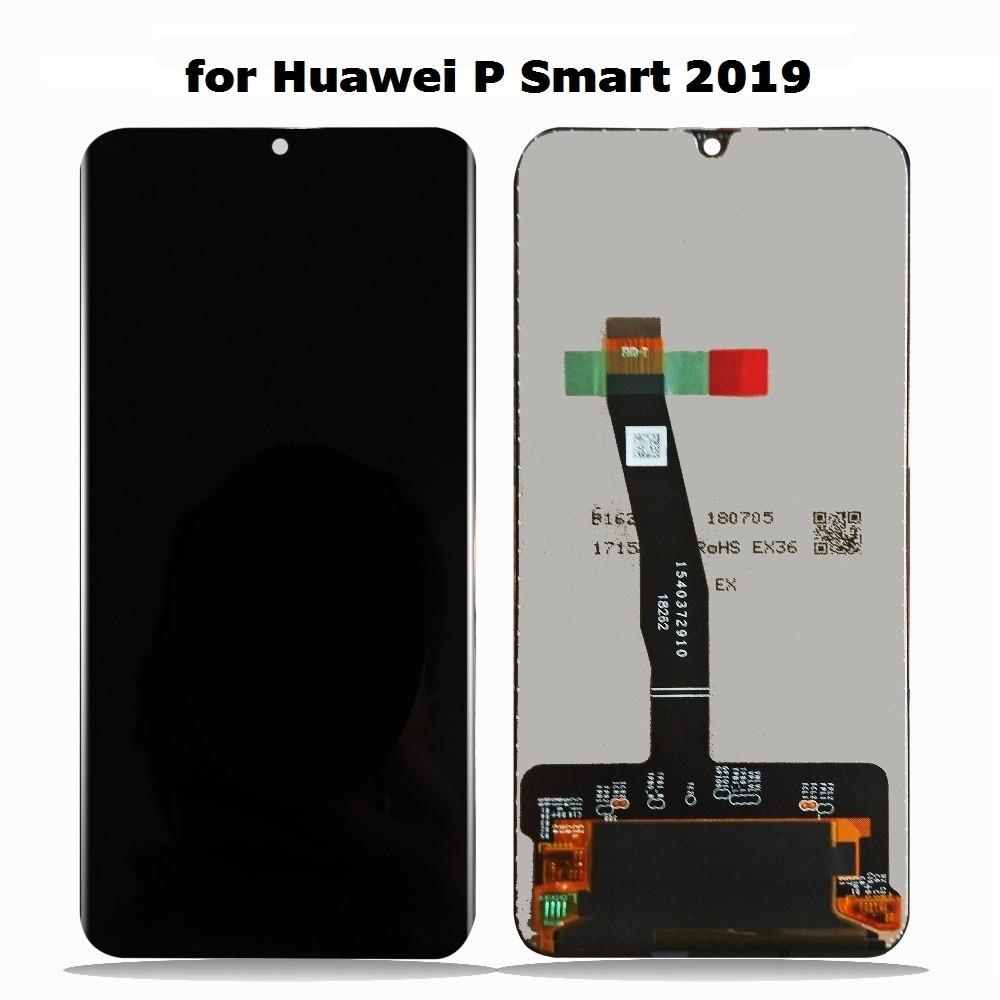 LCD Display + Touch Screen Digitizer Assembly for Huawei P SMART 2019