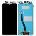 LCD Display + Touch Screen Digitizer Assembly for Huawei Honor 8X Max