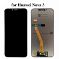 LCD Display + Touch Screen Digitizer Assembly for Huawei Nova 3