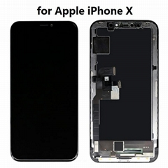 LCD Display + Touch Screen Digitizer Assembly for iPhone X (Hot Product - 1*)