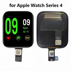 LCD Display + Touch Screen Digitizer Assembly for Apple Watch Series 4