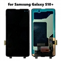 AMOLED Display + Touch Screen Digitizer Assembly for Samsung Galaxy S10+