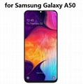 AMOLED Display + Touch Screen Digitizer Assembly for Samsung Galaxy A50