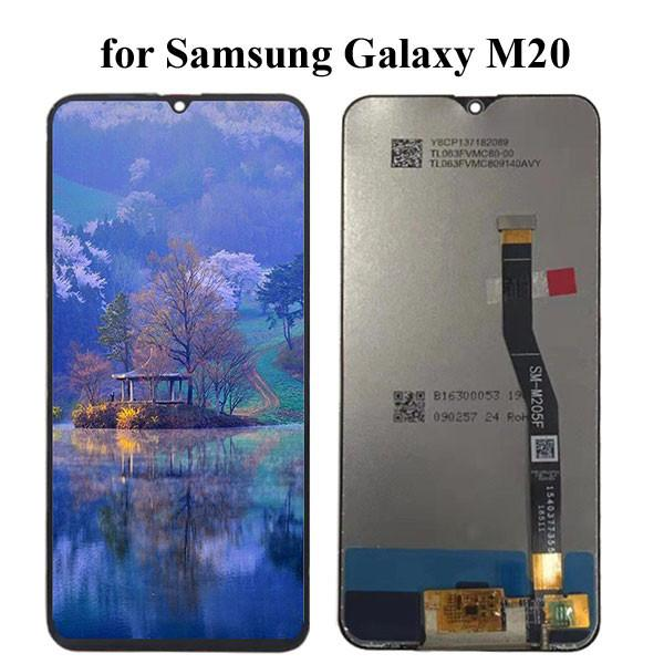 LCD Display + Touch Screen Digitizer Assembly for Samsung Galaxy M20