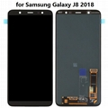 LCD Display + Touch Screen Digitizer Assembly for Samsung Galaxy J8 2018LCD Disp