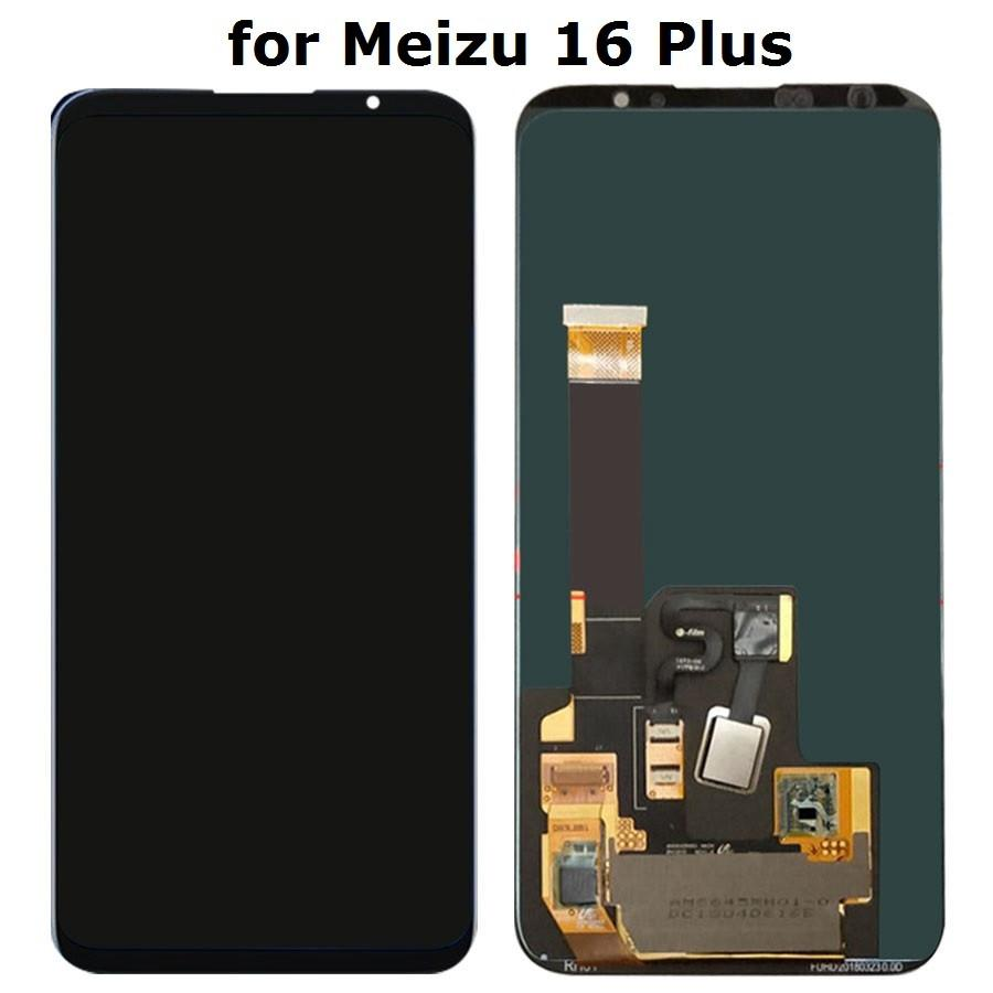 LCD Display + Touch Screen Digitizer Assembly for Meizu 16 Plus