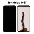 LCD Display + Touch Screen Digitizer Assembly for Meizu M6T
