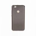Original Soft Transparent TPU Case Cover for Redmi Note 5A