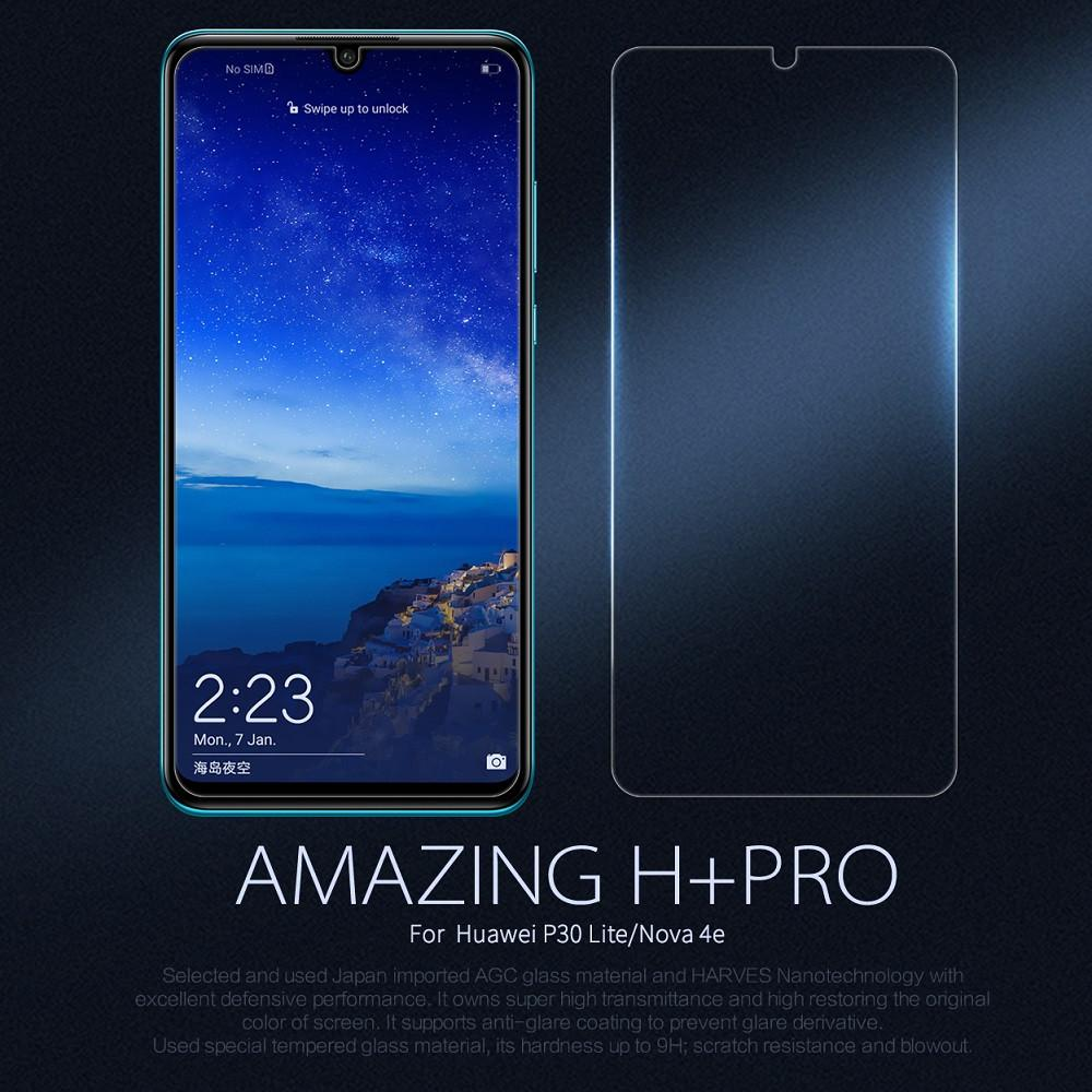 Nillkin H+ PRO Anti-explosion Tempered Glass Screen Protector for Huawei P30 Lit 1