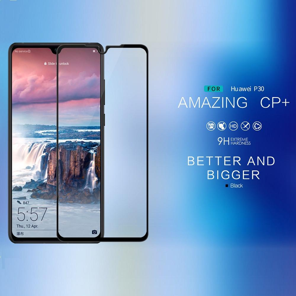 Nillkin CP+ Anti-Explosion Glass Screen Protector for Huawei P30 1