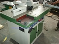 Woodworking Milling Machine with Tiltable Spindle