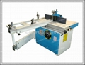Woodworking Milling Machine with Sliding