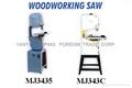 woodworking band saw,MJ3435,MJ343C