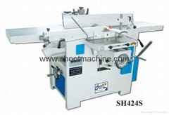 """Heavy Duty Planer & Thicknesser & Mortiser with 16"""" planer width"""