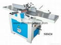 "Heavy Duty Planer & Thicknesser Machine with 16"" planer width"
