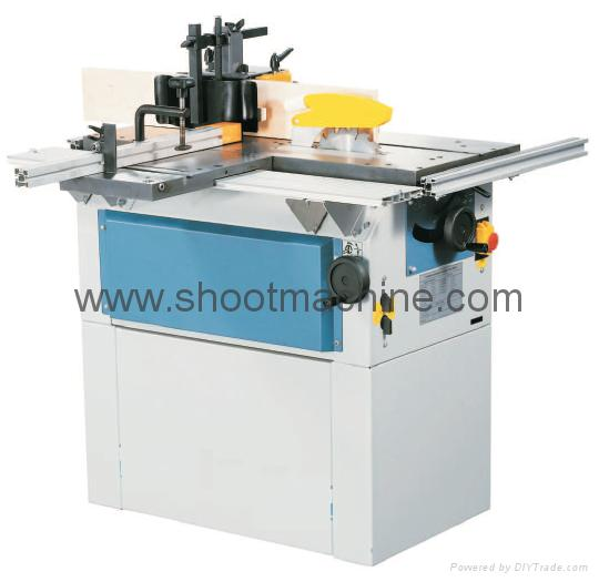 combine woodworking machine with saw and moulder sh200. Black Bedroom Furniture Sets. Home Design Ideas