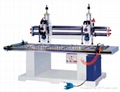Double-Heads Hinge Boring Machine