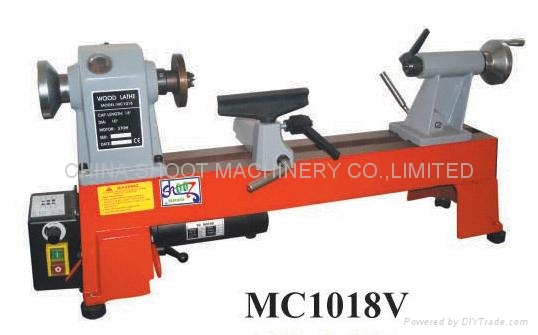 Wood Lathe,MC1018V