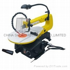Woodworking Scroll Saw Machine,SH03-SS16EC