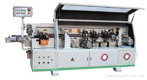 double sides edge banding machine