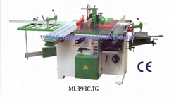 Combine Woodworking machine,ML393C-TG