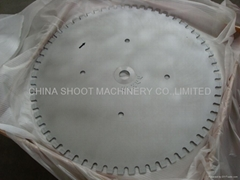 Diamond Cutting Stone Blades with 900mm diameter and disposable