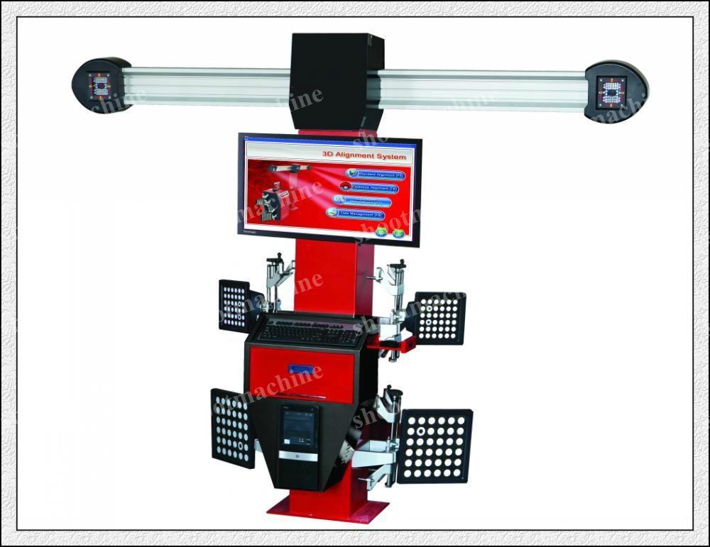 3D Wheel Alignment Machine, SH-G7