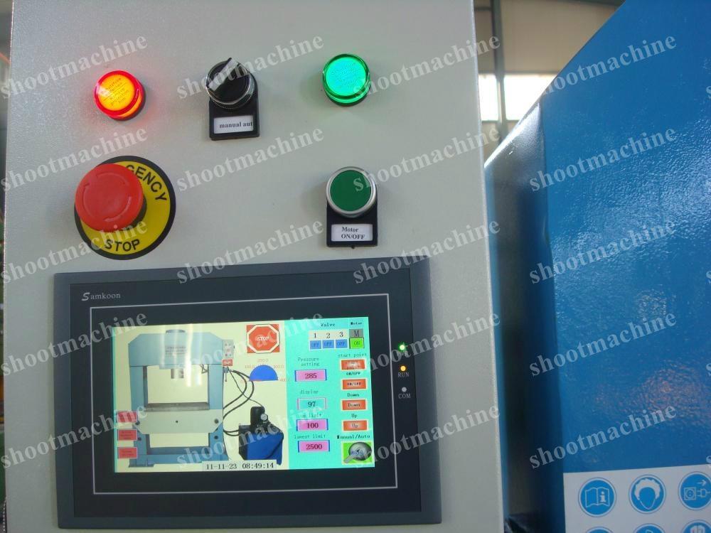 Press Machine with CNC control and manula and auto operation,SH05-HPCNC-150 2
